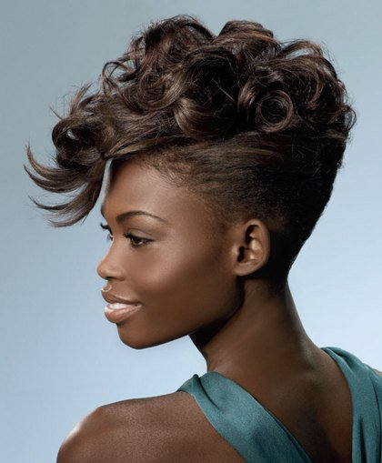The Best All Fashion Show Trendy American Hairstyle Updos African Pictures