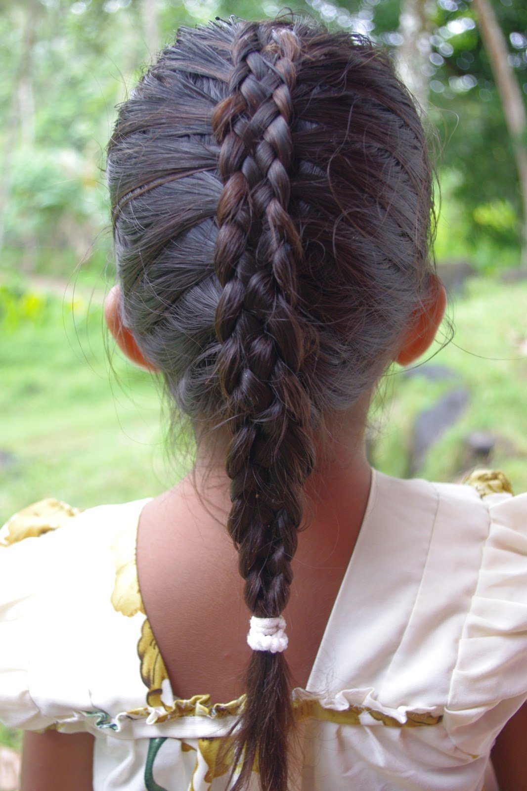 The Best Braids Hairstyles For Super Long Hair Micronesian Girl Two Cute Braided Hairstyles For Big Pictures Original 1024 x 768