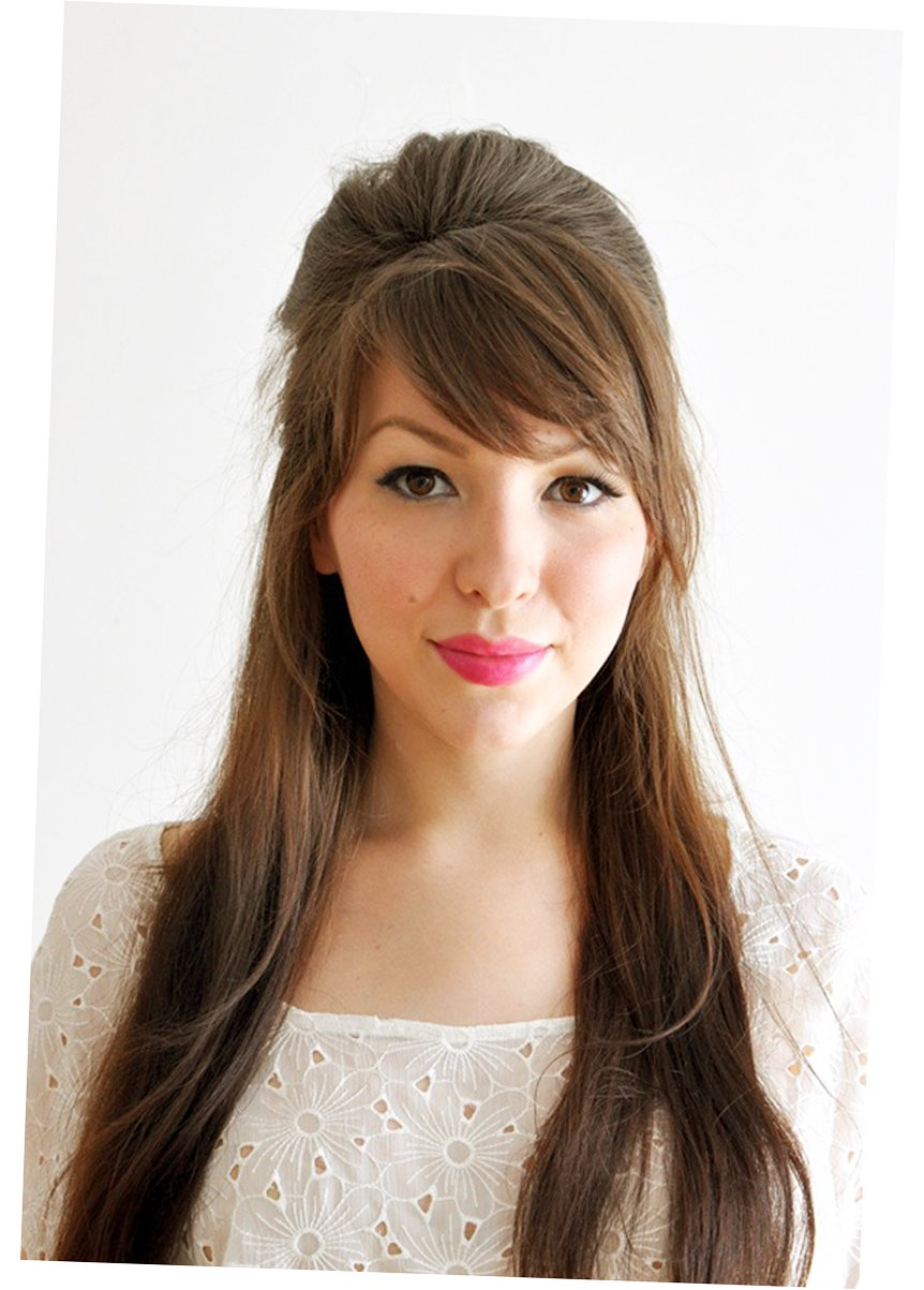 The Best Different Hair Styles For Long Hair Latest 2016 Ellecrafts Pictures