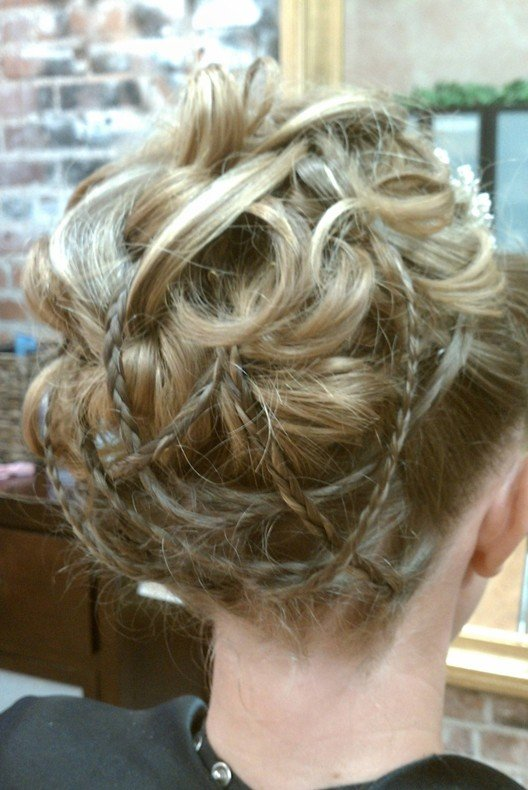 The Best 43 Beautiful Braided Prom Hairstyles Hairstylo Pictures