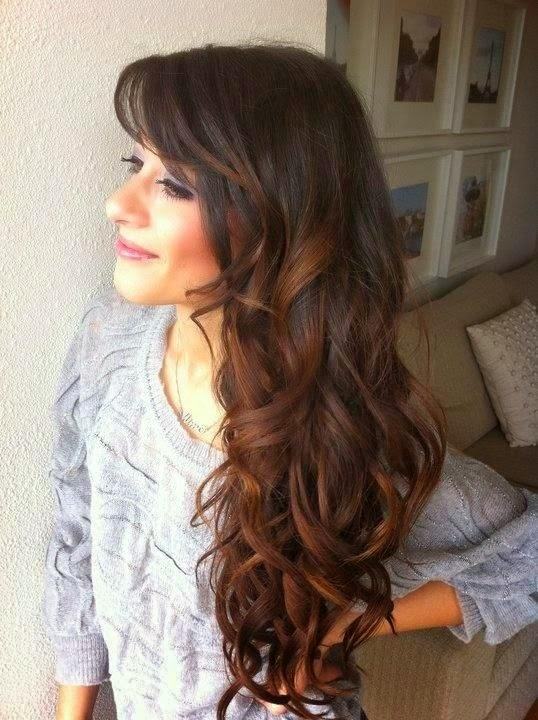 The Best Brunette Hair Colors Spring 2015 Hair Color Highlighting Pictures