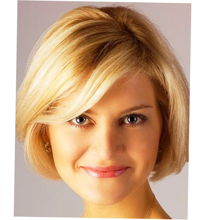 The Best Womens Short Haircuts For Thick Thin Hair Round Face Pictures