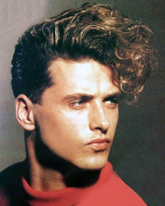 The Best 20 Coolest Men S Hairstyles In The 1980S Vintage Everyday Pictures
