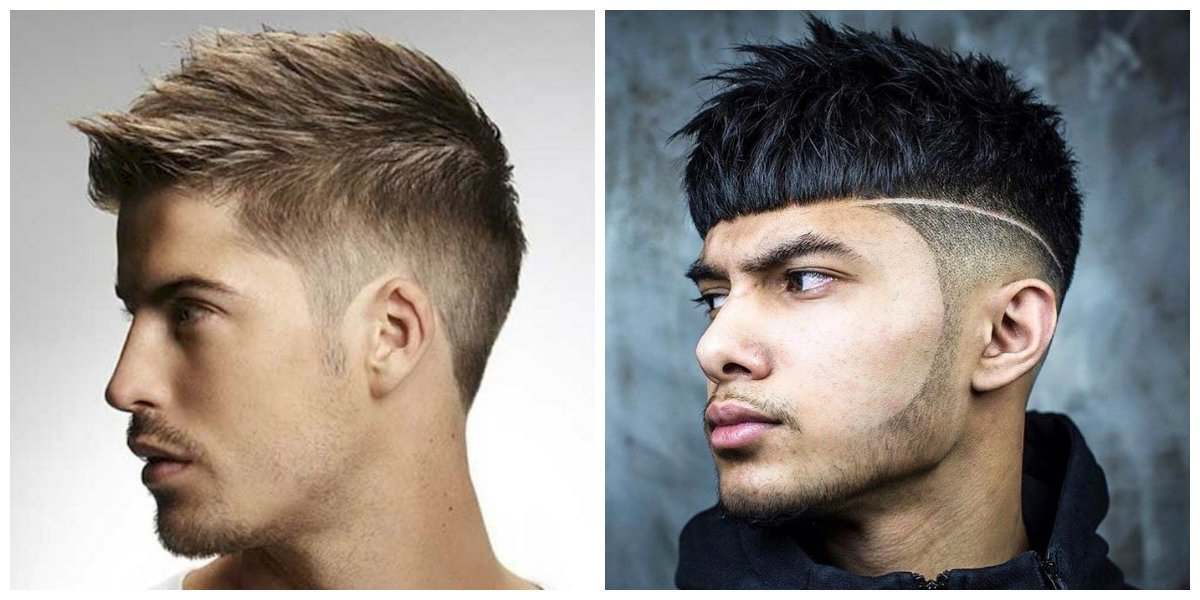 The Best Men Short Hairstyles 2019 Top 7 Male Short Haircuts 2019 Pictures