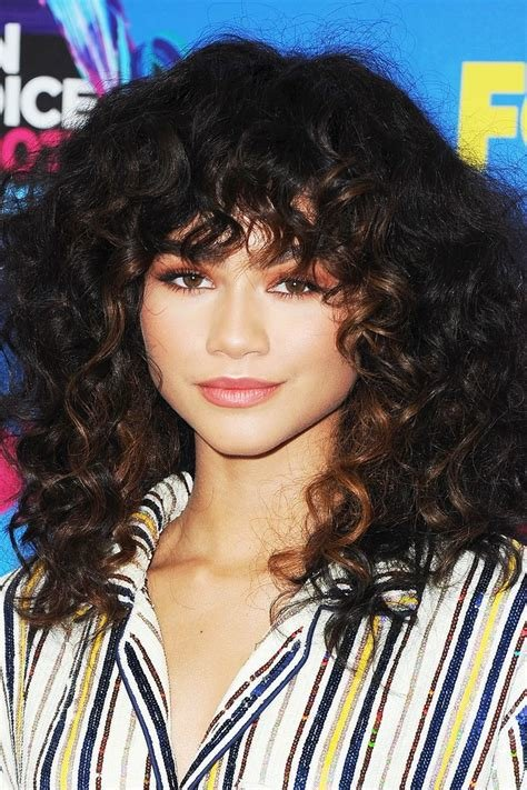 The Best 20 Easily Duplicated Hairstyles For Medium Length Curly Pictures