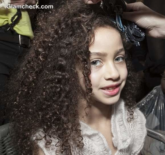 The Best Kids Hairstyle Diy Sugar Spice Girls' Curly Hairdos Pictures