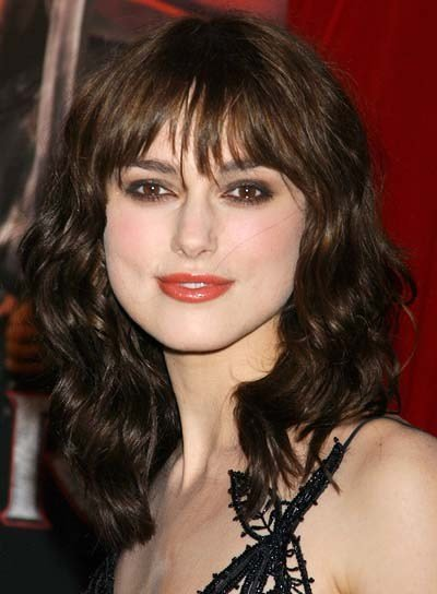 The Best Long S*Xy Hairstyles With Bangs Beauty Riot Pictures