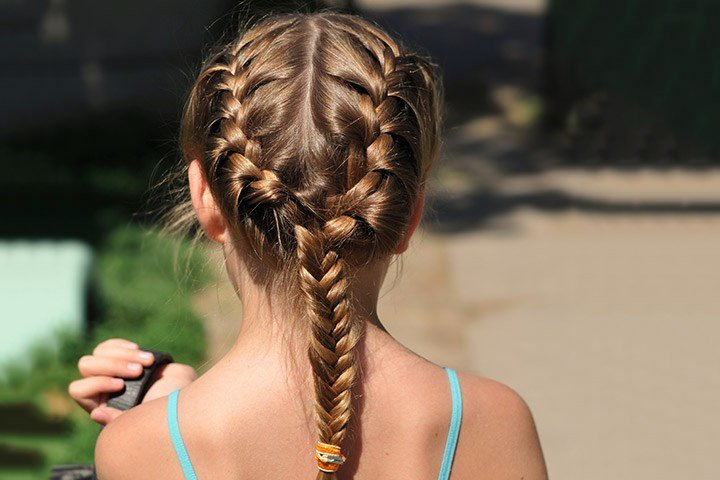 The Best Kids Hairstyles For Long Hair Hair Pictures
