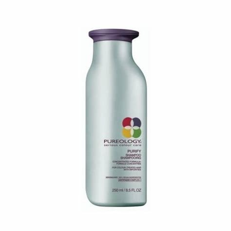 The Best Pureology Purify Shampoo For Color Treated Hair 8 5 Fl Oz Pictures