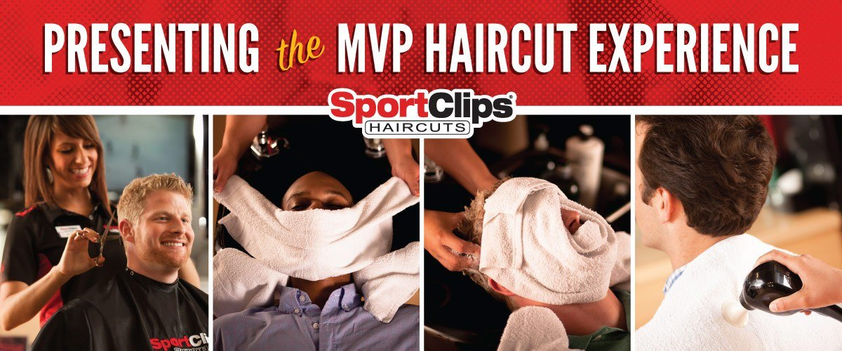 The Best An Mvp Haircut Scalp Massage And Beard Trim Sport Clips 2018 Pictures