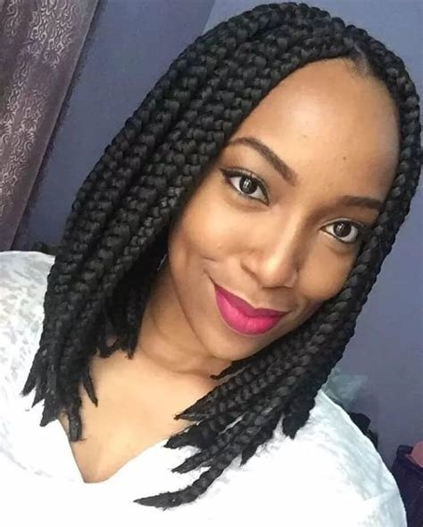 The Best Top Short Bob Braids Hairstyles For 2018 Naija Ng Pictures