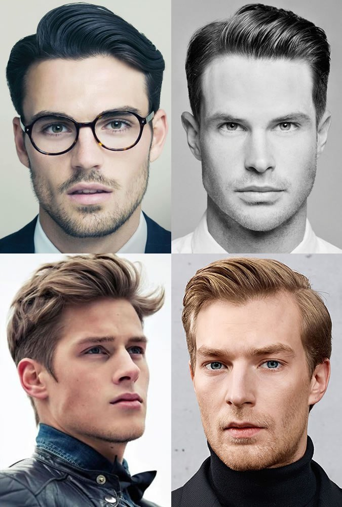 The Best 9 Classic Men's Hairstyles That Will Never Go Out Of Fashion Fashionbeans Pictures