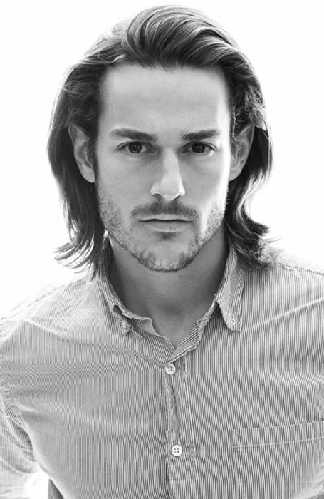 The Best 40 Of The Best Men's Long Hairstyles Fashionbeans Pictures