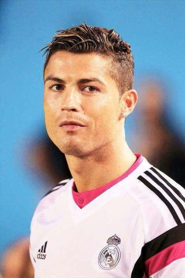 The Best Page 10 Cristiano Ronaldo S Haircuts Over The Years With Pictures