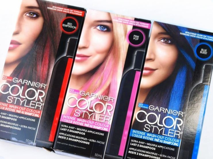 The Best Best Non Permanent Hair Color Or Dye Like Clairol L'oréal Pictures