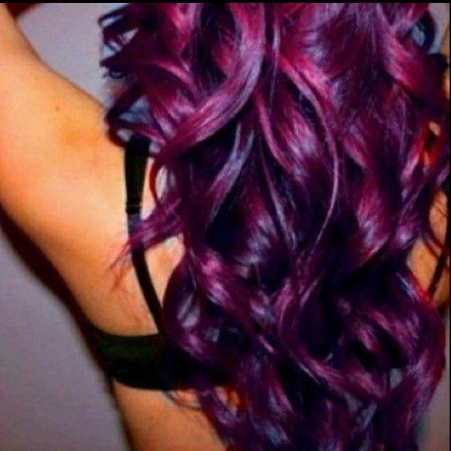 The Best Violet Hair The Obsession Caseycaserta Pictures