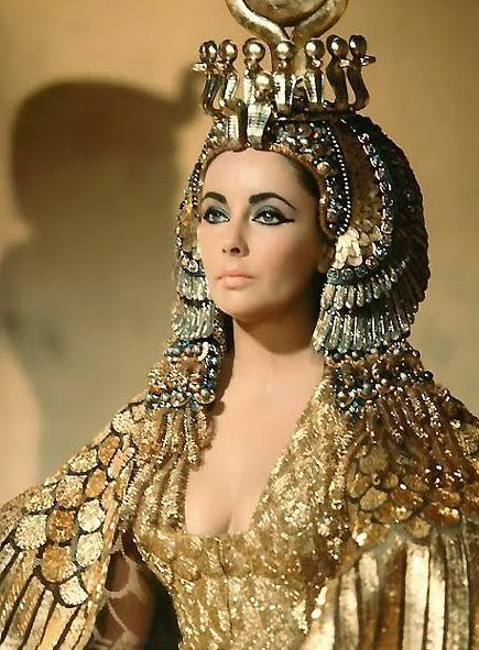 The Best Cleopatra And Egyptian Fashion – History Of Costume Pictures