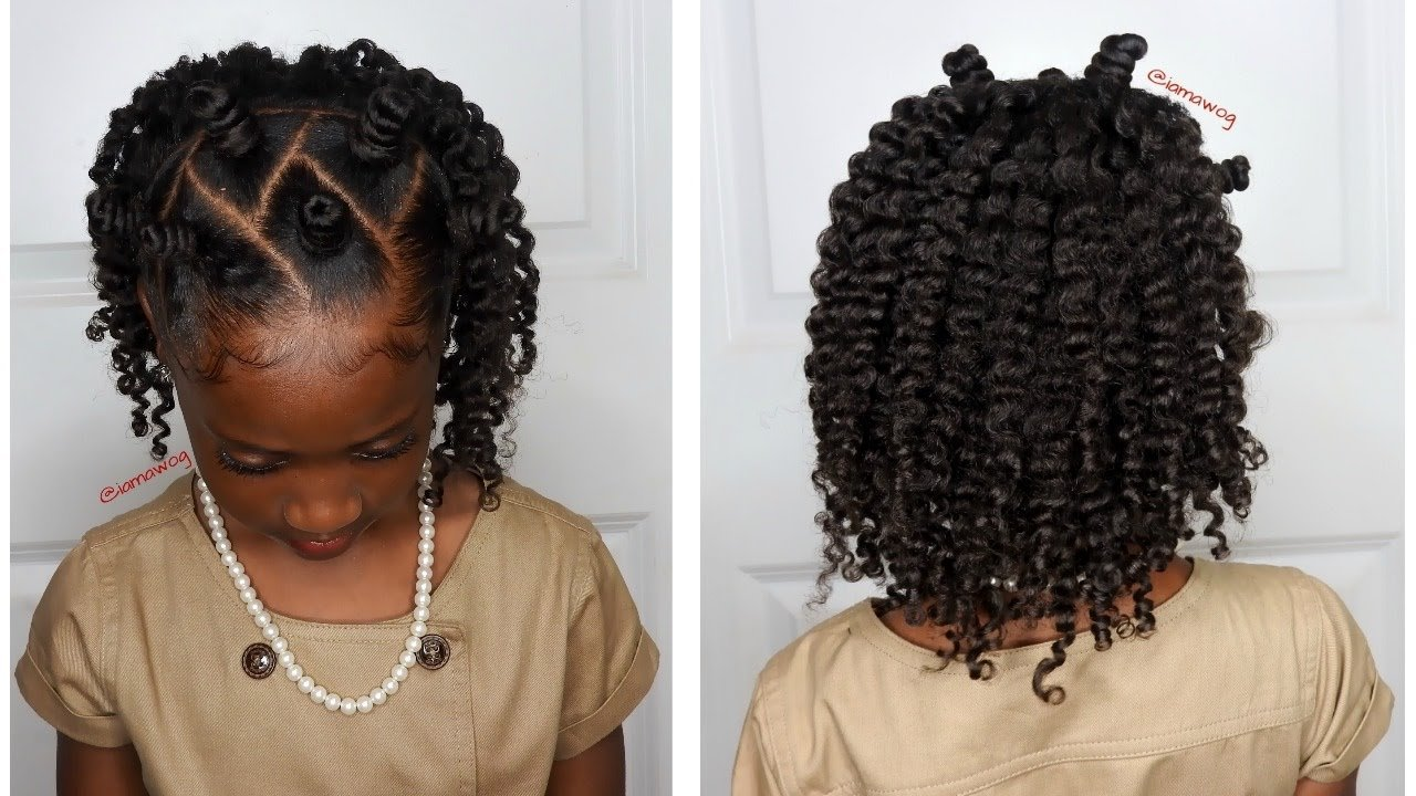 The Best Top Curly Kids Hairstyles For Back To School Curlynikki Pictures