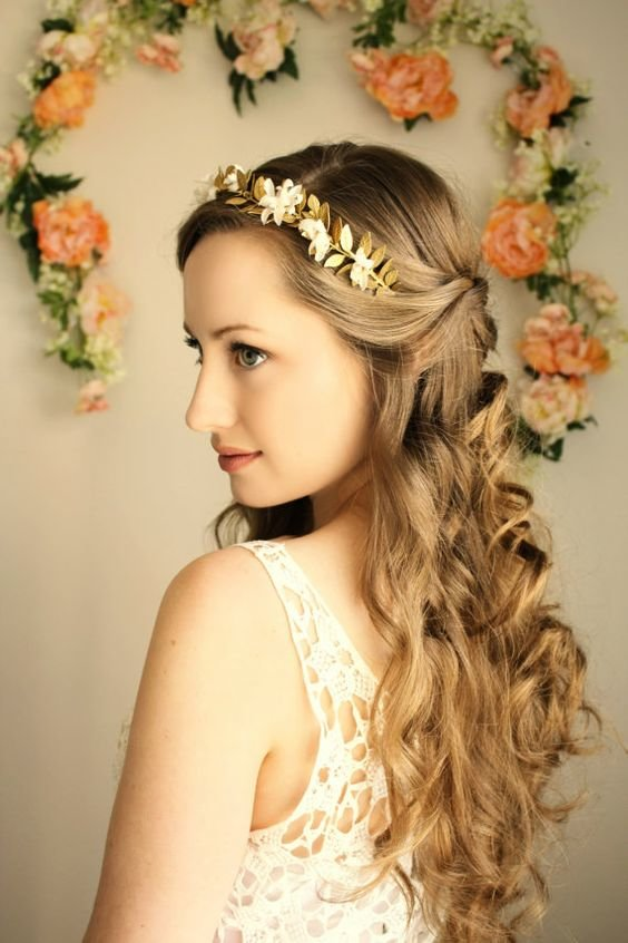 The Best Wedding Hair Inspired By Ancient Greek Goddesses Pictures