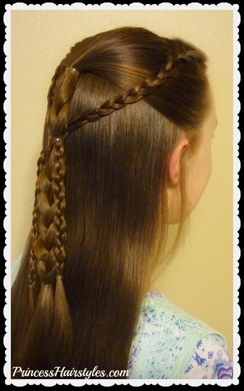 The Best Hairstyles For Girls Princess Hairstyles Pictures
