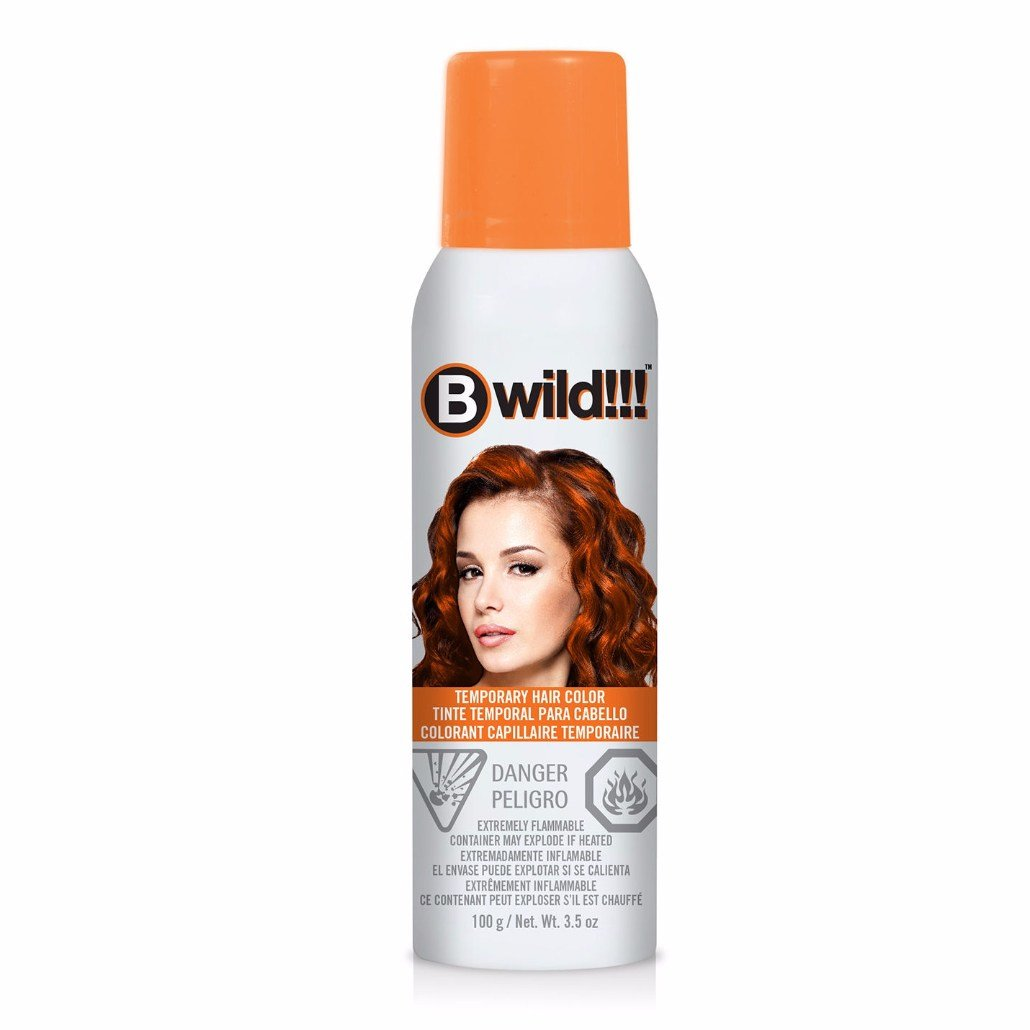The Best Jerome Russell B Wild Temporary Spray On Hair Color Dye Pictures