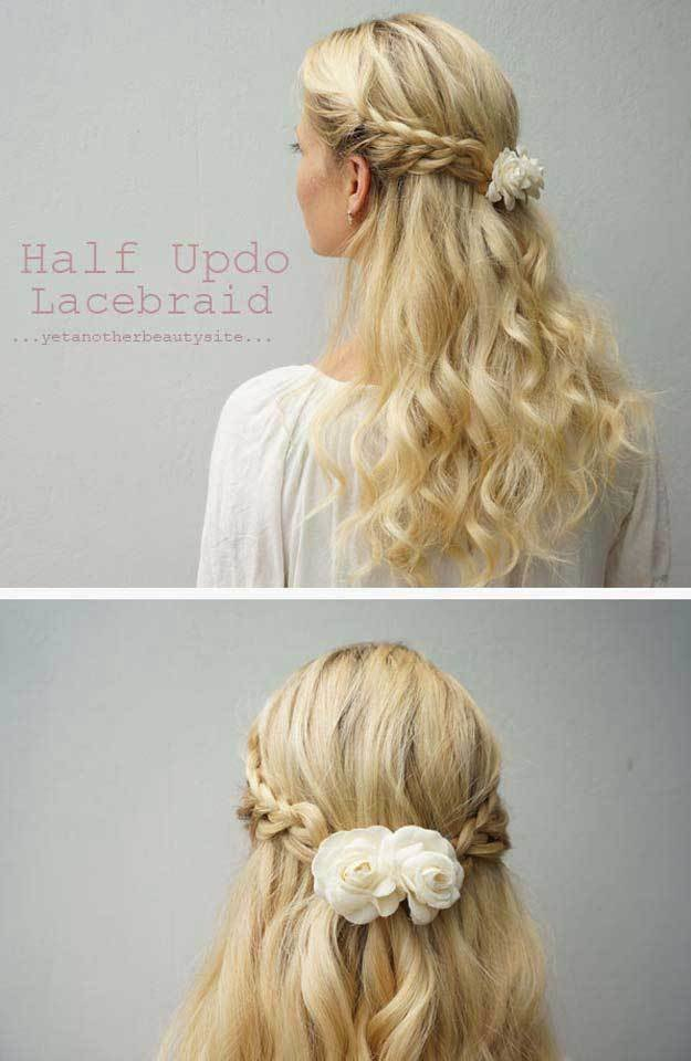 The Best 31 Amazing Half Up Half Down Hairstyles For Long Hair Pictures