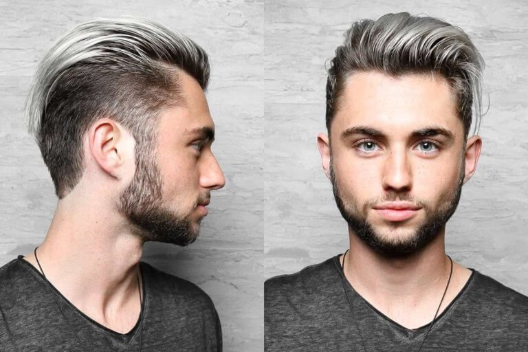 The Best Men S Haircut Las Vegas • Cost Examples • The Hair Standard Pictures