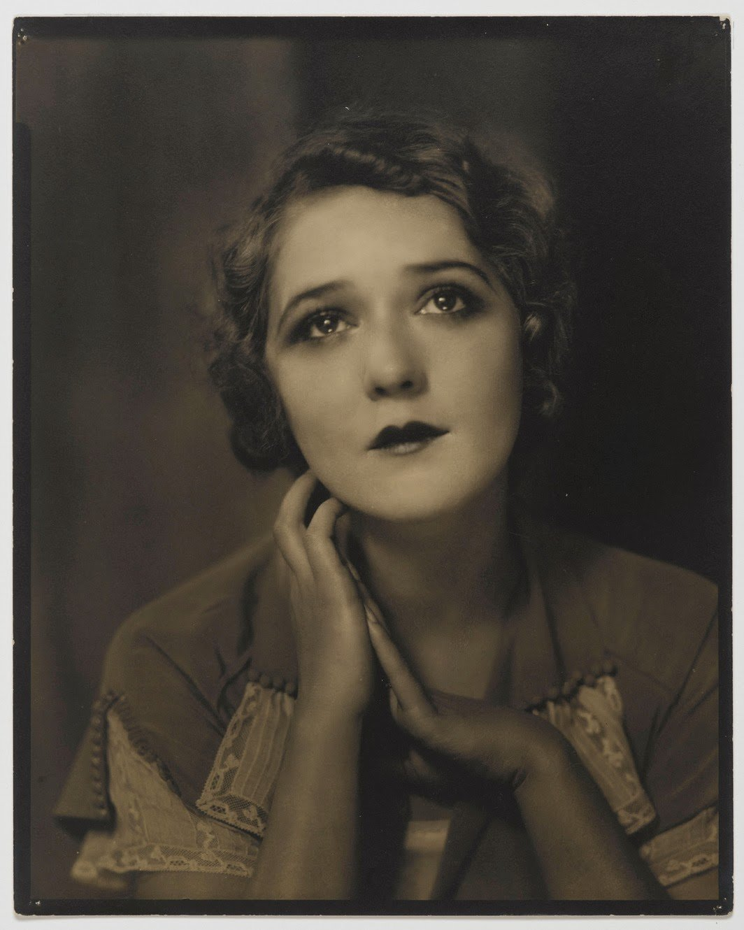 The Best Old Portraits Of 20 Flappers With Sad Eyes Vintage Everyday Pictures