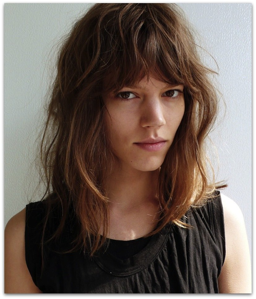 The Best Shoulder Length Hair Pictures
