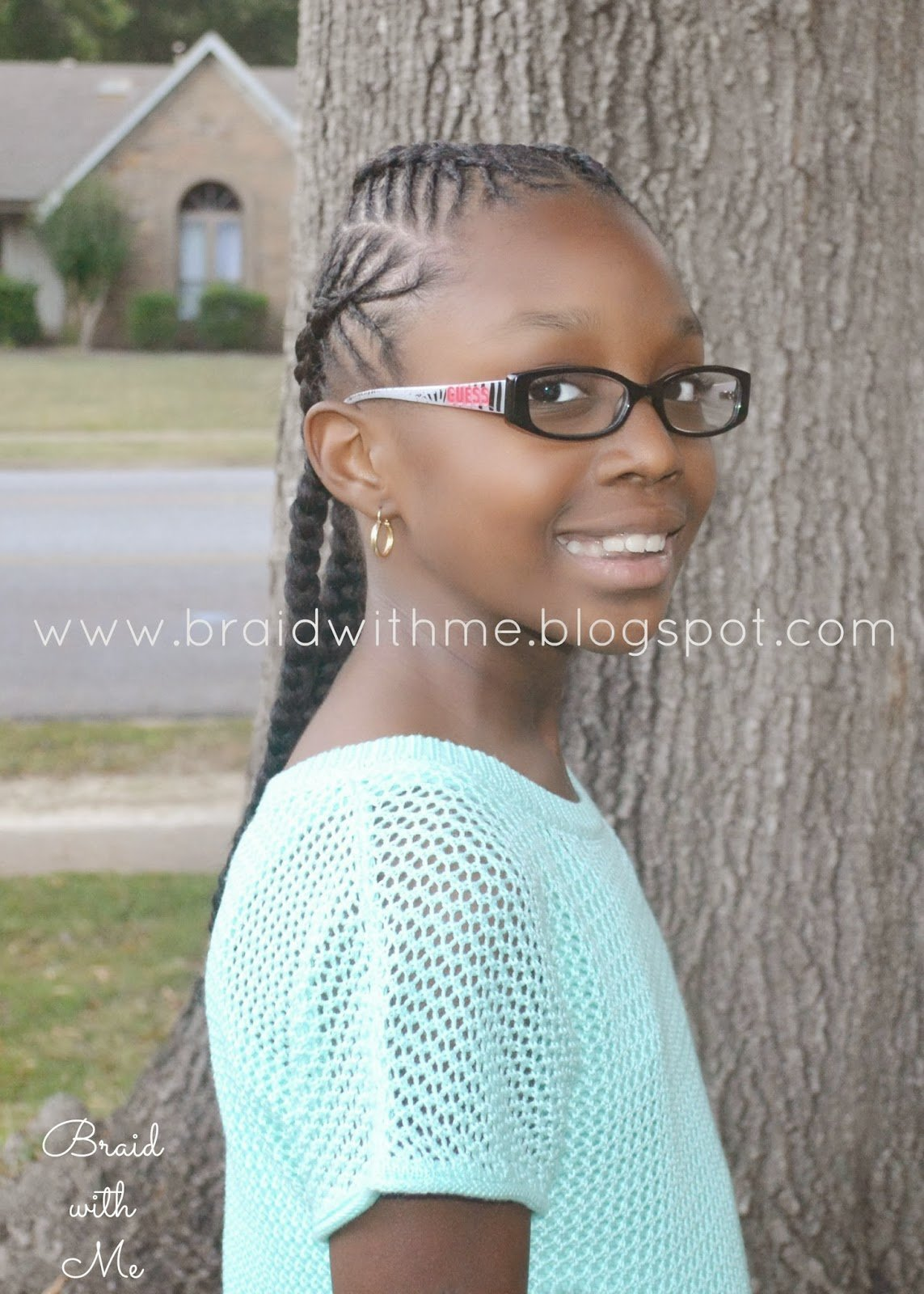 The Best Beads Braids And Beyond Natural Hairstyle For Kids Fish Pictures