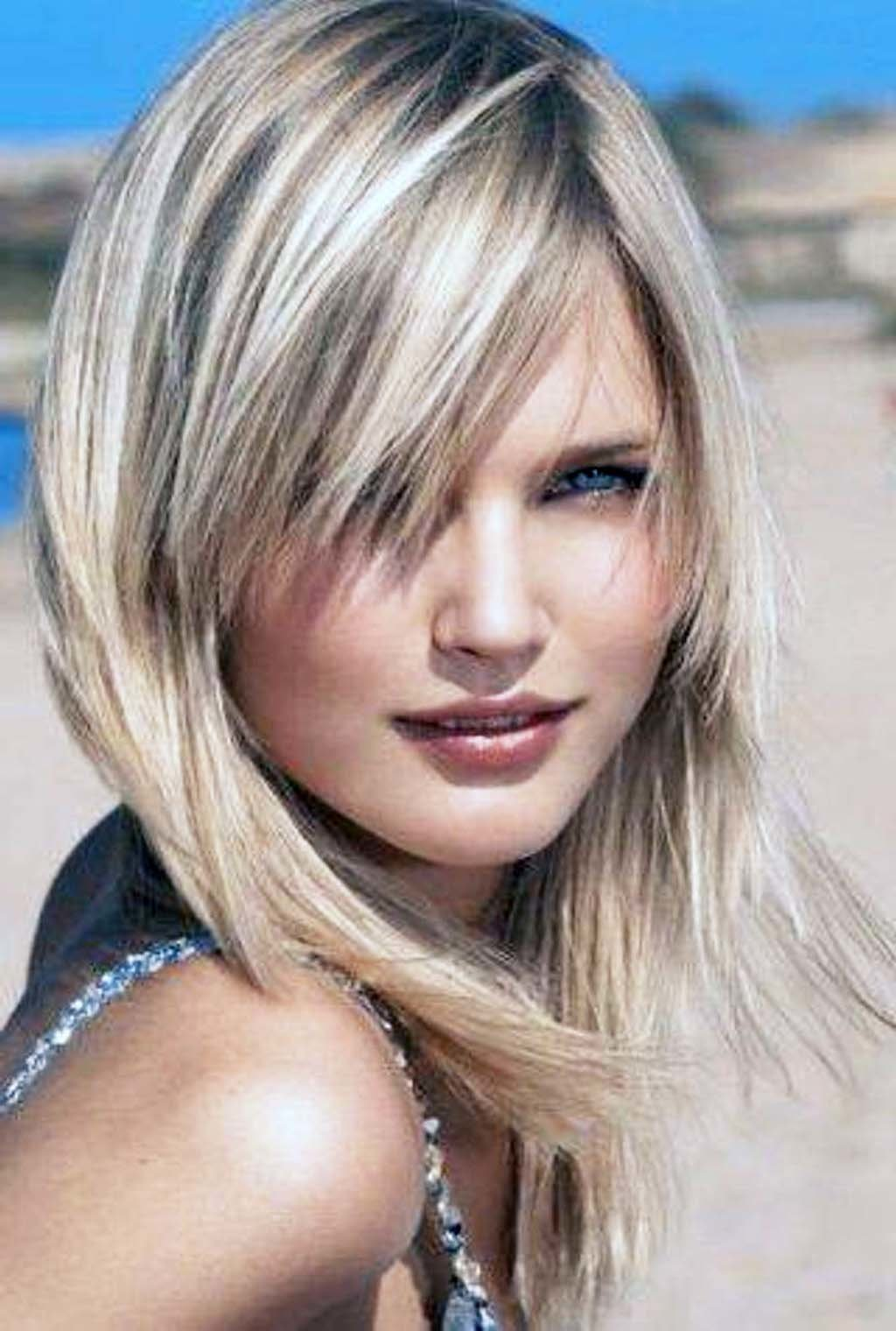 The Best 13 Hairstyles For Round Chubby Faces Best Ellecrafts Pictures
