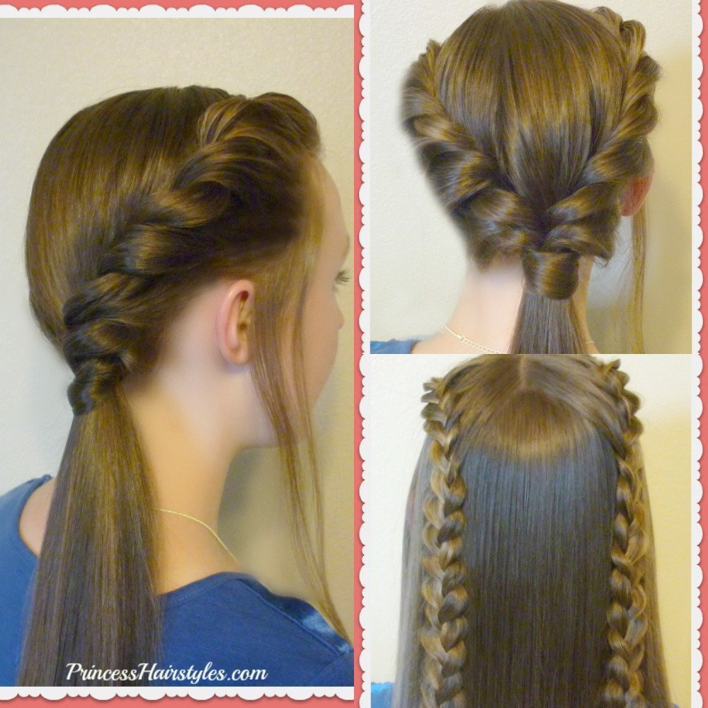 The Best 3 Easy Back To School Hairstyles Part 2 Hairstyles For Pictures
