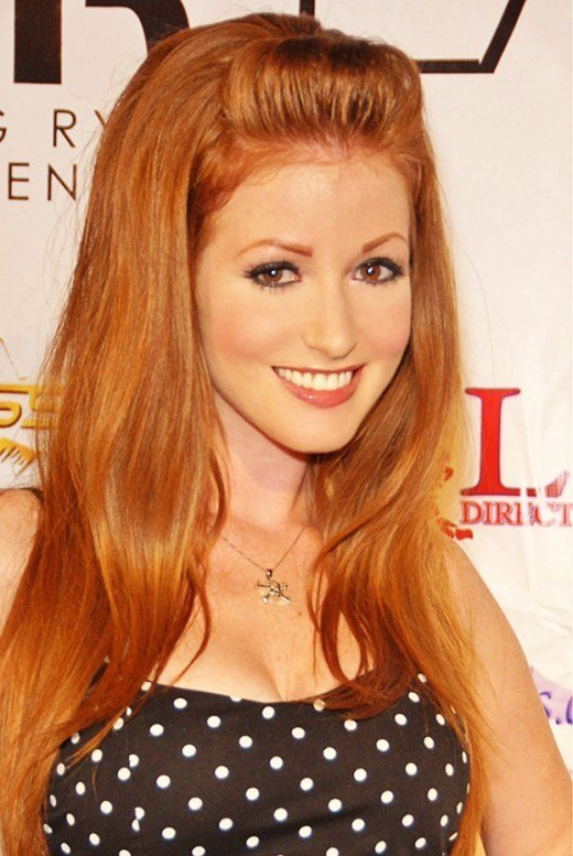 The Best Amber Hair Color In Pictures And How To Get The Look At Pictures