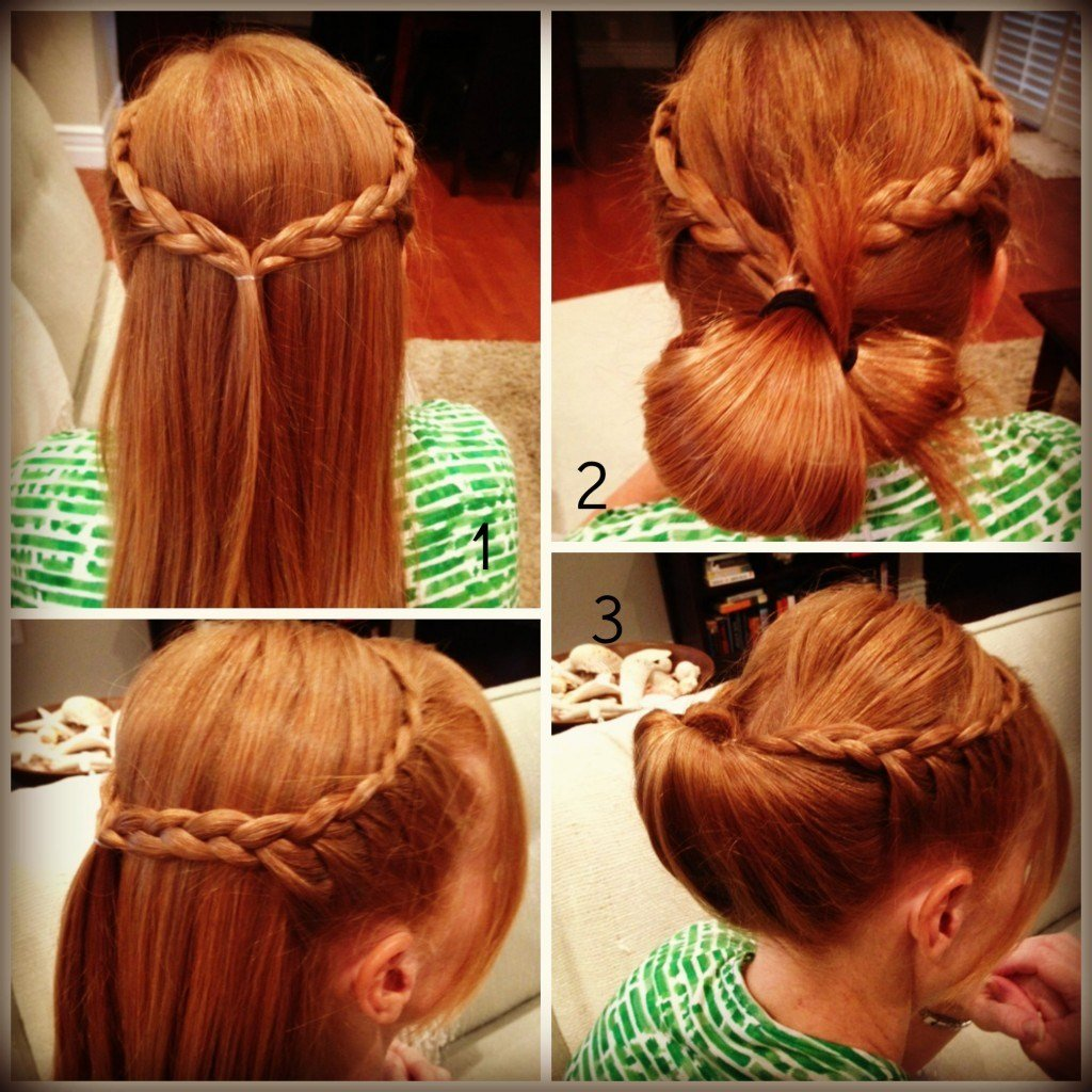 The Best Easy Quick Hairstyles For Long Hair For School Hairstyle For Women Man Pictures