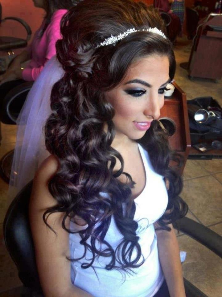 The Best Sweet 15 Hairstyles For Long Hair Hairstyle For Women Man Pictures