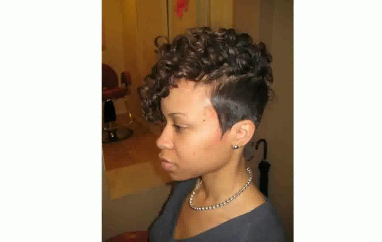 The Best African American Short Quick Weave Hairstyles Hairstyle Pictures Original 1024 x 768