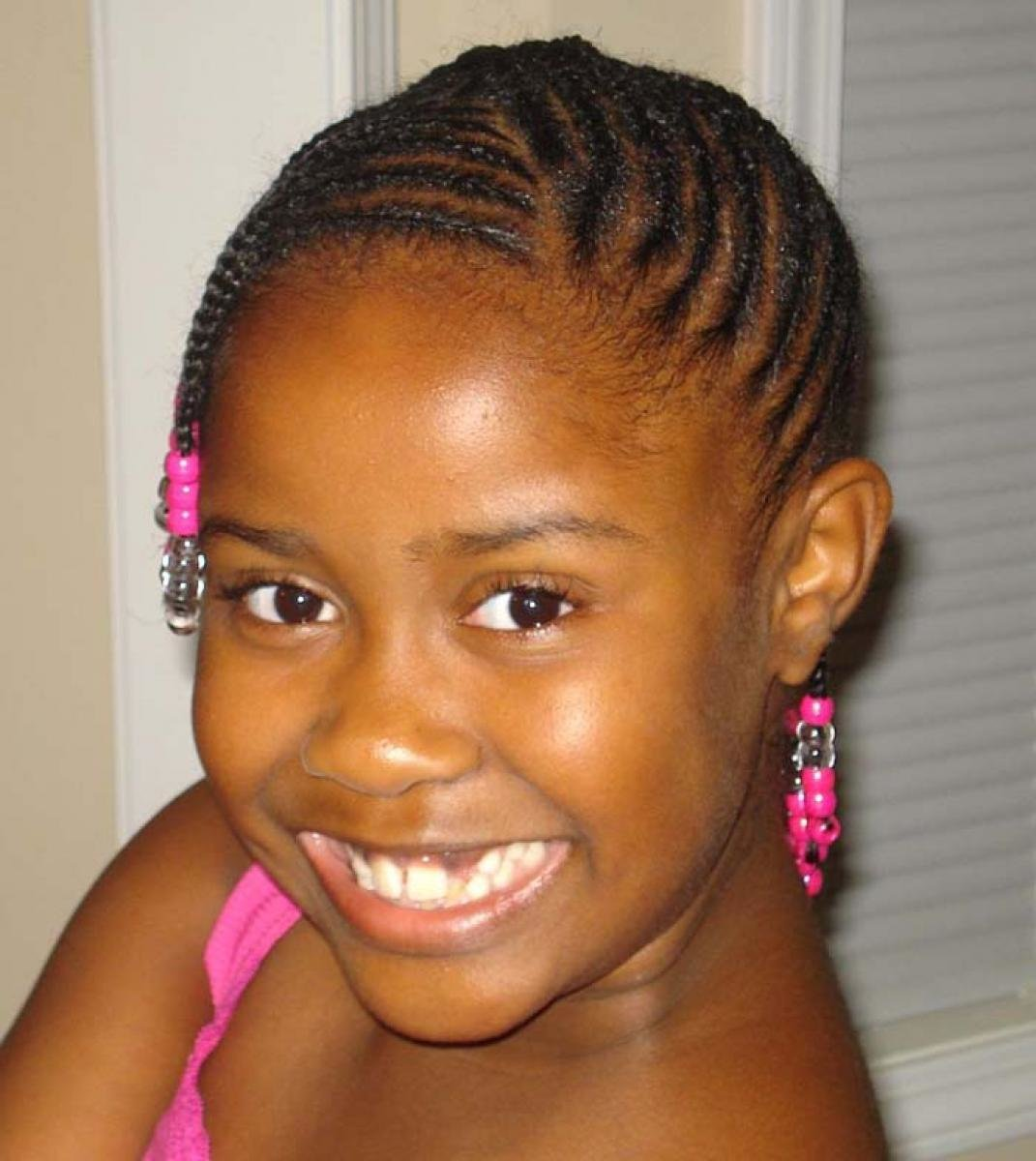 The Best Black Girls Kids Hairstyles Hairstyle For Women Man Pictures