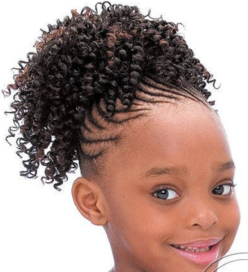 The Best Cute Black Kids Hairstyles Hairstyle For Women Man Pictures