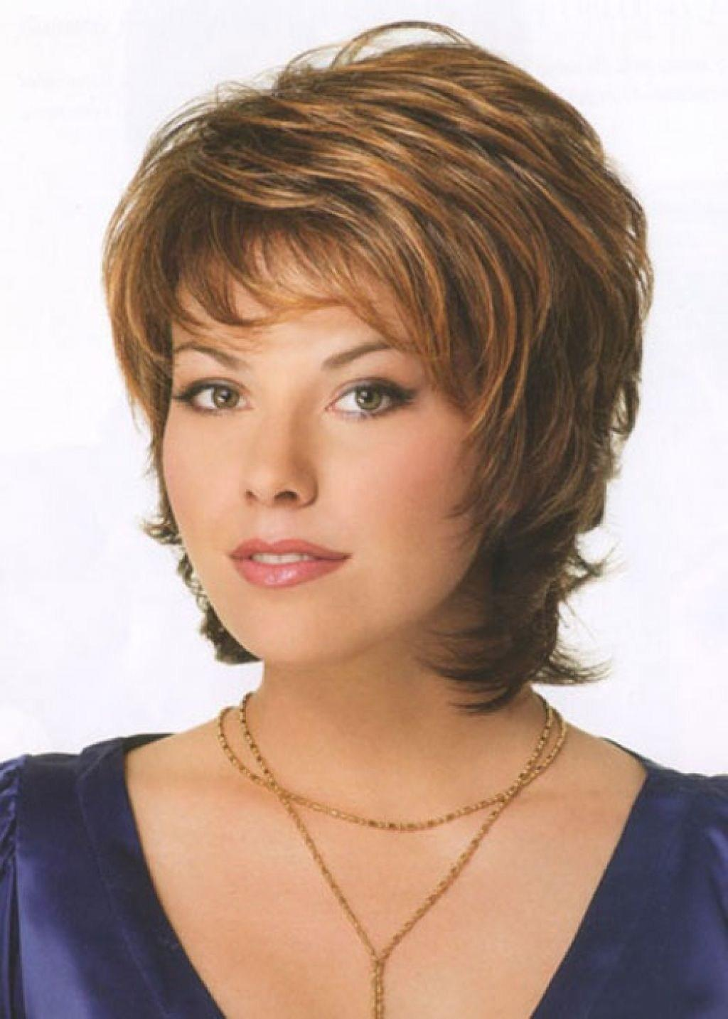The Best Medium To Short Hairstyles Over 50 Hairstyle For Women Man Pictures