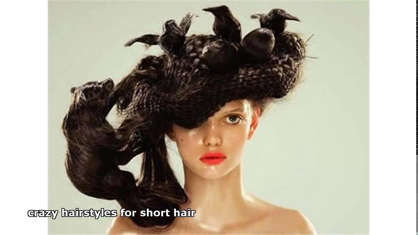 The Best Short Crazy Hairstyles Hairstyle For Women Man Pictures