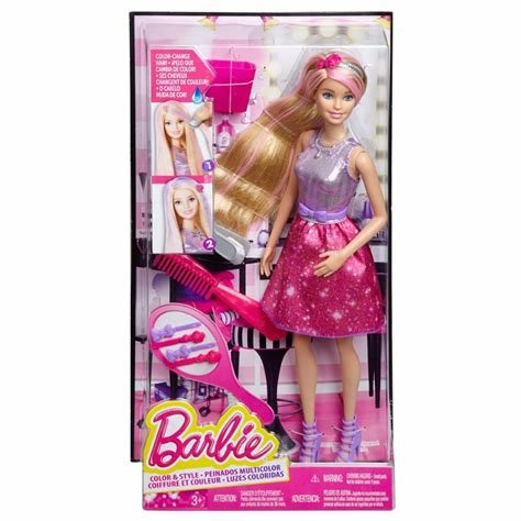 The Best Pictures Barbie Hair Color Change Doll Drawings Art Pictures