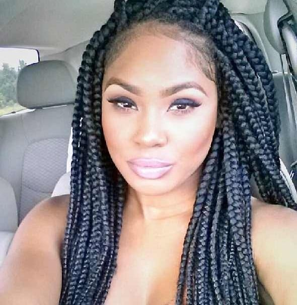 The Best 27 Big Braids Hairstyles For Women Hairstylo Pictures