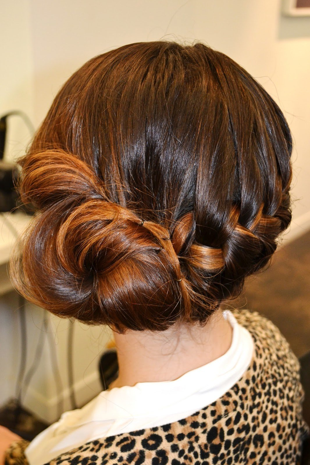 The Best 29 Elegant Braided Bun Hairstyles Hairstylo Pictures
