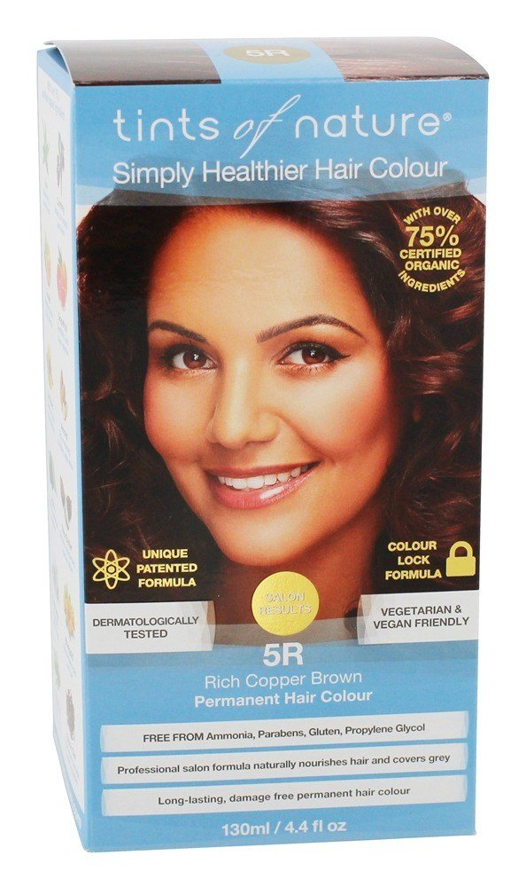 The Best Buy Tints Of Nature Conditioning Permanent Hair Color 5R Pictures