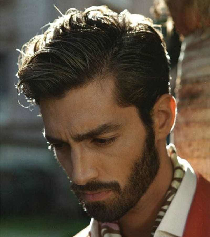 The Best How To Create The Modern Men's Side Part Hairstyle Pictures