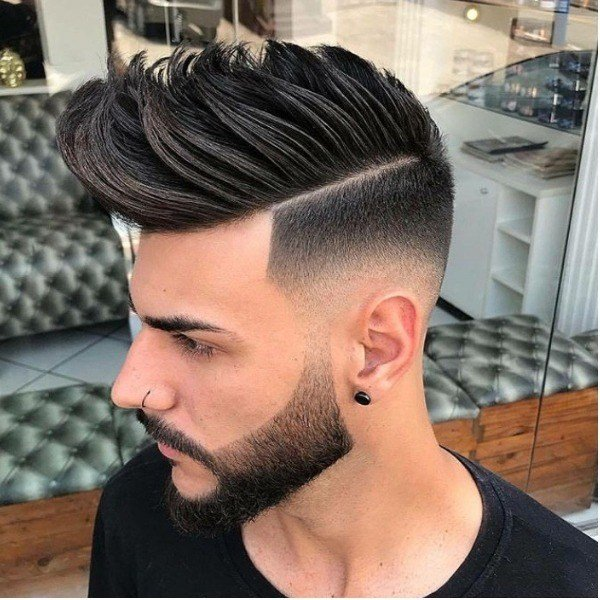 The Best 15 Best Mohawk Fade Haircuts For Men The Trend Spotter Pictures