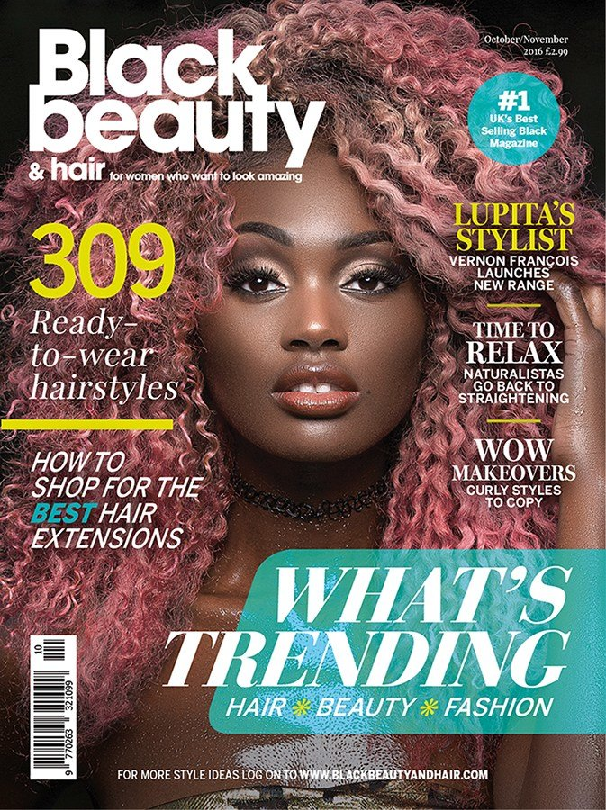 The Best Black Women Hairstyles Magazines Hair Pictures