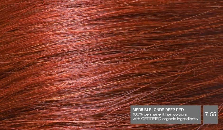 The Best Medium Blonde Deep Red 7 55 Naturigin Natural Hair Dye Pictures