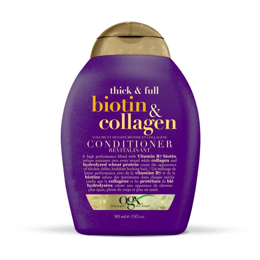 The Best Buy Ogx Biotin Collagen Conditioner 385 Ml From Value Valet Pictures