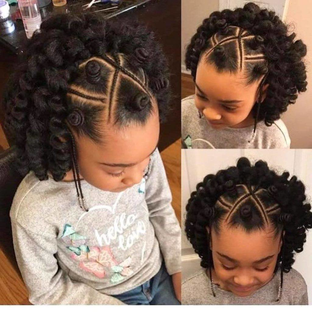 The Best 6 Braids Hairstyles For Kids Perfect For The December Pictures